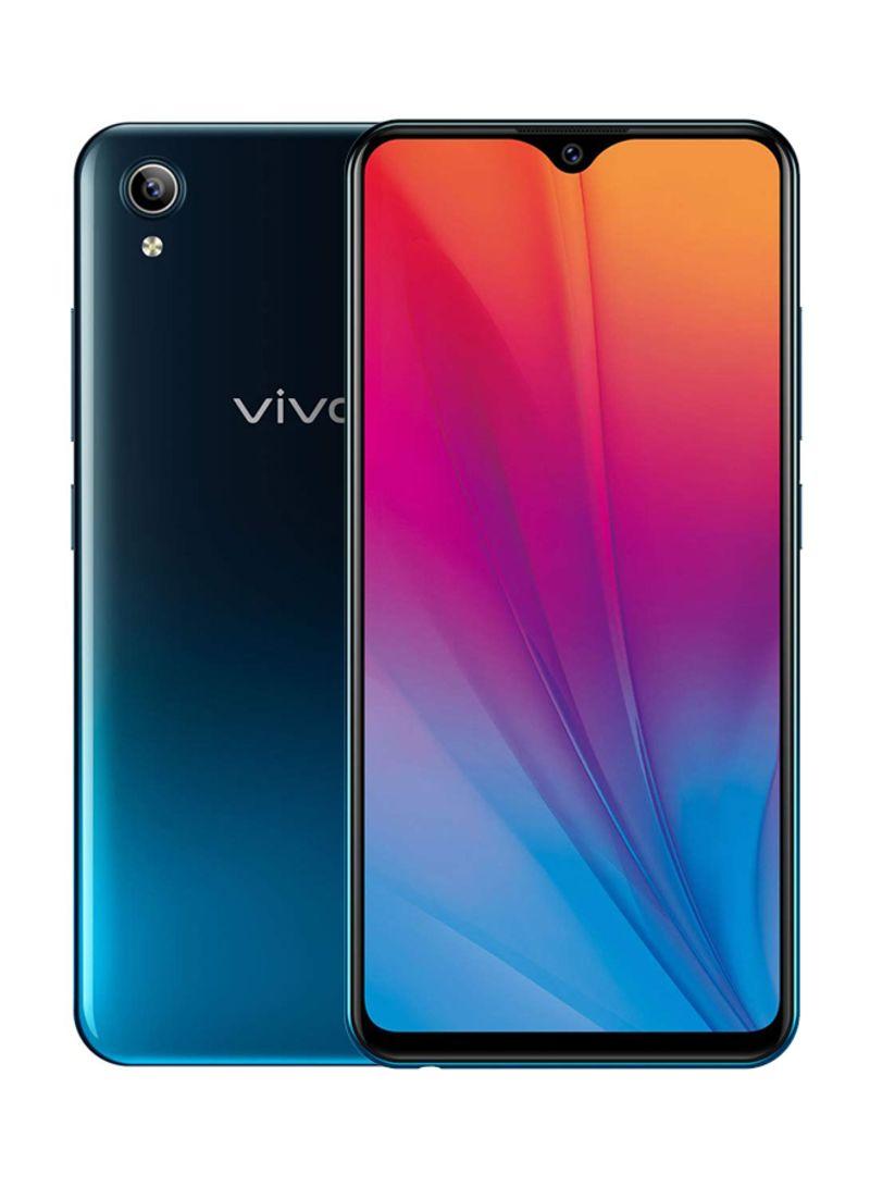 هاتف Y91C ثنائي الشريحة لون أسود فيوجن بذاكرة داخلية سعة 32 جيجابايت وذاكرة رام سعة 2 جيجابايت ويدعم تقنية 4G LTE