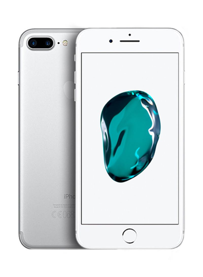 iPhone 7 Plus With FaceTime Silver 32GB 4G LTE - Egypt Specs