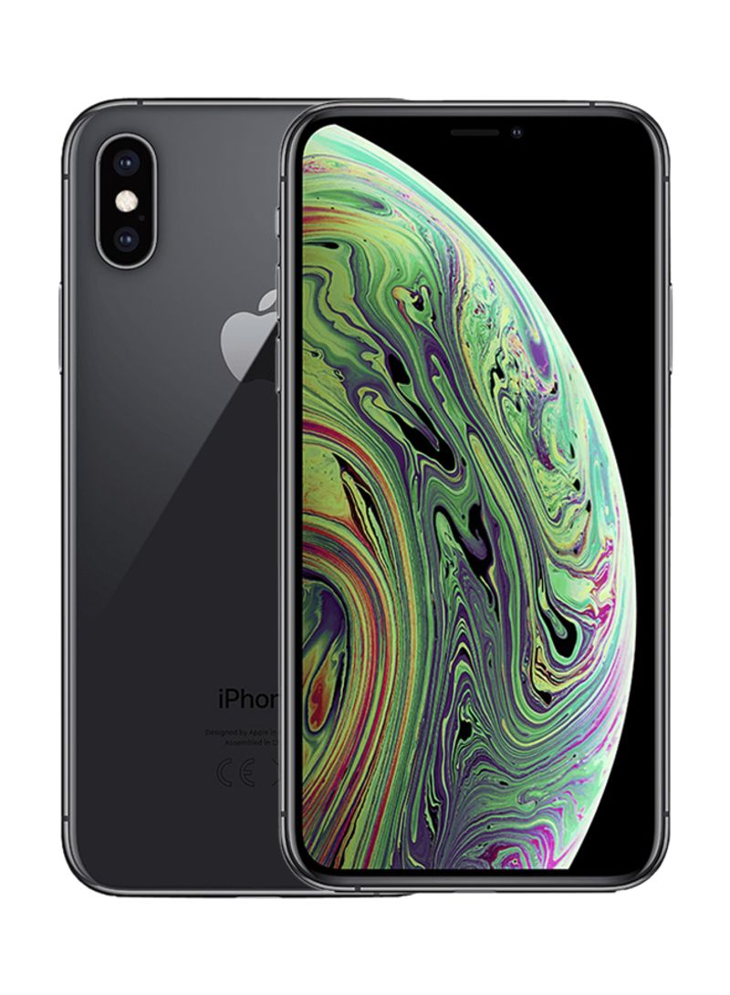 iPhone Xs Max With FaceTime Space Grey 256GB 4G LTE