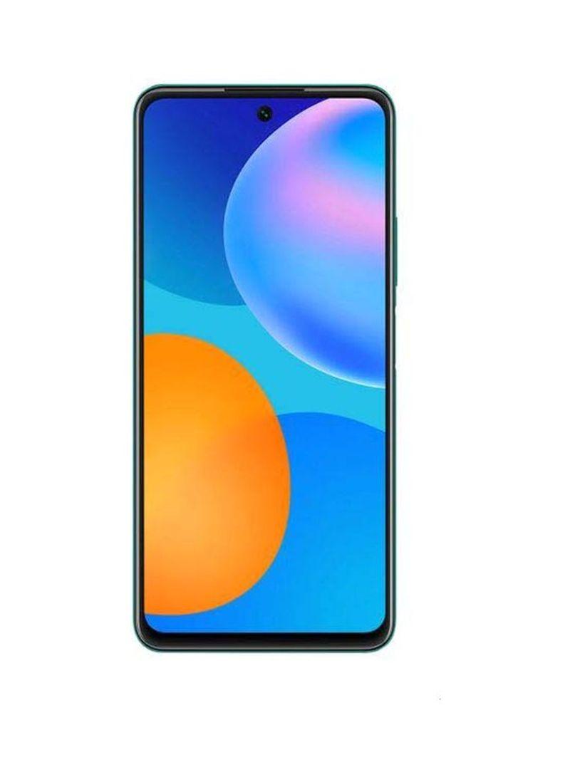 Huawei Y7a Mobile Phone, Dual SIM - 128 GB, 4 GB RAM, 4G LTE - Crush Green