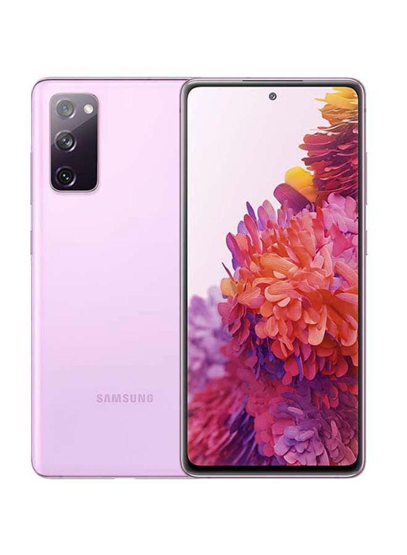 Galaxy S20 FE Single SIM Cloud Lavender 8GB RAM 128GB 4G LTE