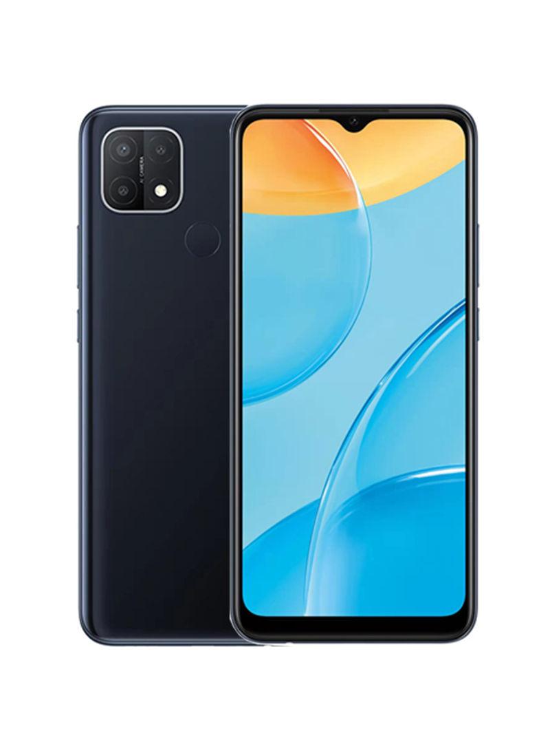 هاتف A15 ثنائي الشريحة بذاكرة رام 2 جيجابايت وسعة داخلية 32 جيجابايت يدعم تقنية 4G LTE - أسود دايناميك