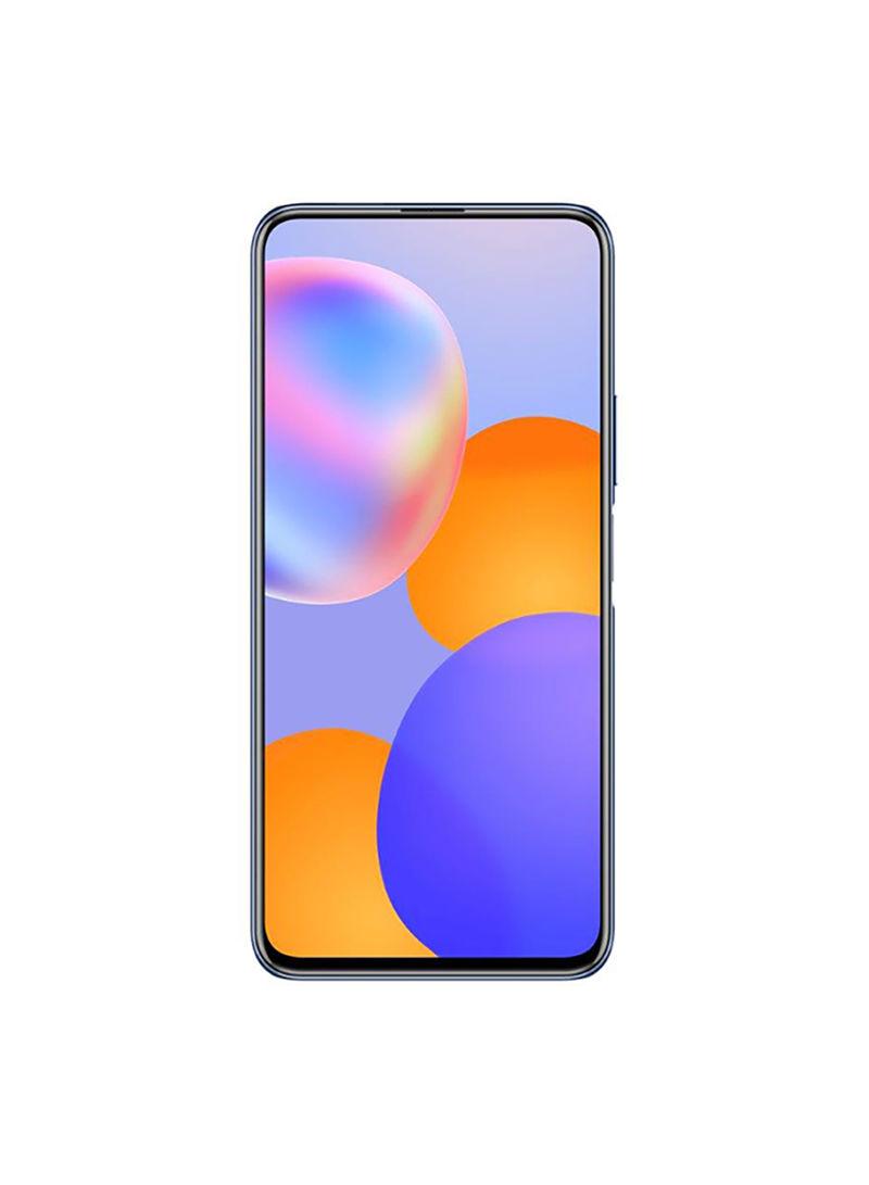 هاتف Y9A ثنائي الشريحة مزود بذاكرة رام سعة 8 جيجابايت وذاكرة داخلية سعة 128 جيجابايت ويدعم تقنية 4G LTE، لون فضي فلكي